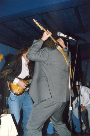 Rockin' with P. J.