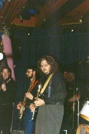 John, Glenn, and P. J.