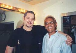 P.J. and Tony Belamy