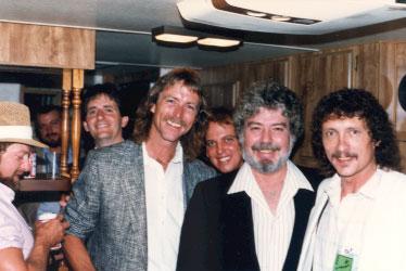 Shademan, Mark, Bobby D Buddy Knox and Joey Byrd
