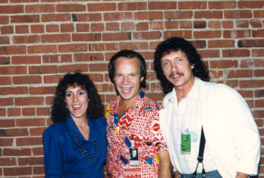 Barbara, Bobby Vee, and Joey