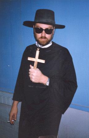Reverend Glenn Burch