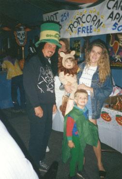 Bobby D, Kim, and Kids
