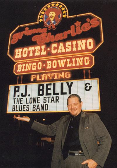 Las Vegas Adventures with P. J. Belly