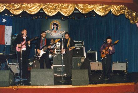 P. J. Belly and the Lone Star Blues Band at Arizona Charlie's Las Vegas, NV